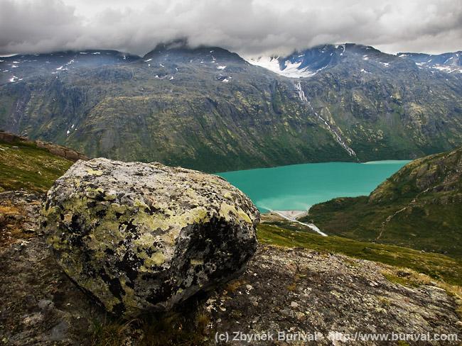 Jezero Gjende, Norsko