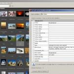 Použití Adobe Bridge pro editaci metadat