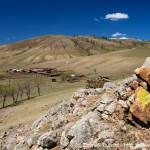 Mongolský venkov